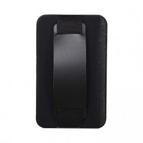 BUBM Card Holder iRing Stand Holder Smartpone - YZ-415 - Black - 6