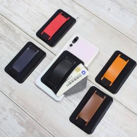BUBM Card Holder iRing Stand Holder Smartpone - YZ-415 - Black - 7
