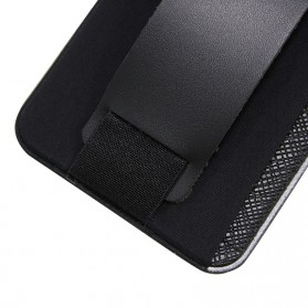 BUBM Card Holder iRing Stand Holder Smartpone - YZ-415 - Black - 9