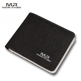 Mark Ryden Dompet Pria Casual - MR5734 - Black