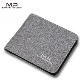 Mark Ryden Dompet Pria Casual - MR5734 - Gray