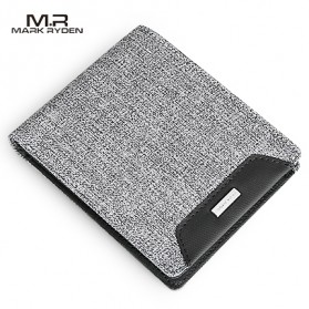 Mark Ryden Dompet Pria Casual - MR6891 - Gray