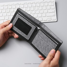 Mark Ryden Dompet Pria Casual - MR6891 - Gray - 4