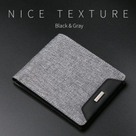 Mark Ryden Dompet Pria Casual - MR6891 - Gray - 6