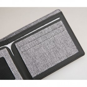 Mark Ryden Dompet Pria Casual - MR6891 - Gray - 9