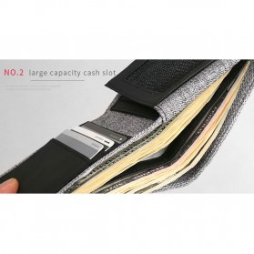 Mark Ryden Dompet Pria Casual - MR6944 - Gray - 7