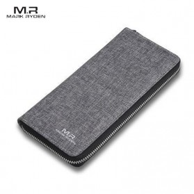 Mark Ryden Dompet Pria Teenagers Model Panjang - MR5720 - Dark Gray