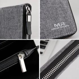 Mark Ryden Dompet Pria Teenagers Model Panjang - MR5720 - Dark Gray - 5
