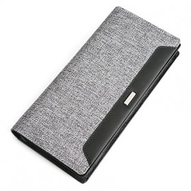 Mark Ryden Dompet Pria Teenagers Model Panjang - MR6953 - Gray