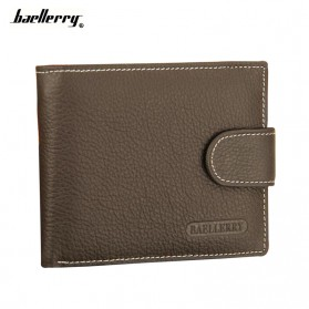 Baellerry Dompet Pria Model Short - ZXC-D033 - Coffee
