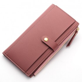 Baellerry Dompet Wanita Model Vintage Simple - N0123 - Rose