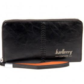 Baellerry Dompet Clutch Pria - W008 - Black
