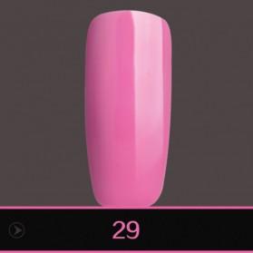 SIOUX Kutek Kuku 6ml - No.29 Sweetheart Pink - 2