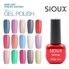 SIOUX Kutek Kuku 6ml - No.29 Sweetheart Pink - 3
