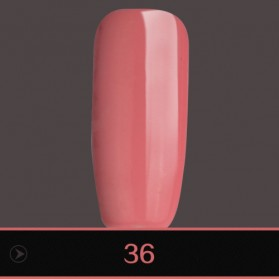 SIOUX Kutek Kuku 6ml - No.36 Carnation Pink - 2