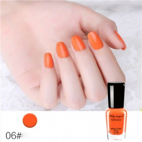 Lily Angel Kutek Kuku 7ml - No.6 Summer Orange