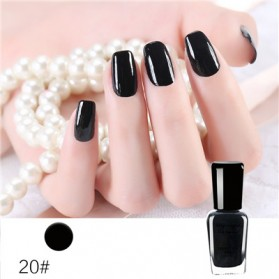 Lily Angel Kutek Kuku 7ml - No.20 Positive Black