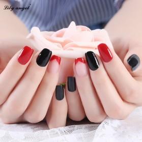 Lily Angel Kutek Kuku 7ml - No.20 Positive Black - 6