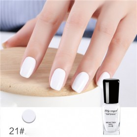 Lily Angel Kutek Kuku 7ml - No.21 Positive White