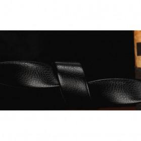 ONEPAUL Tali Ikat Pinggang Untuk Kepala Buckle Otomatis Model 1 - Black - 6
