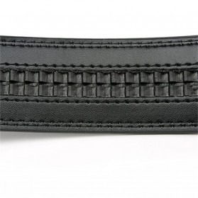 Tali Ikat Pinggang Untuk Kepala Buckle Otomatis Model 3 - Black - 4