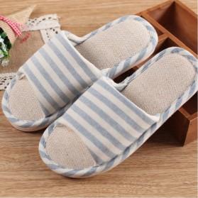 Sandal Selop Kain Indoor Size 42/43 - Blue