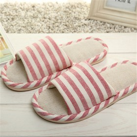Sandal Selop Comfy Kain Indoor Size 36/37 - MC-2828 - Red - 4