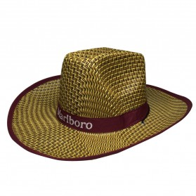 Topi Laken Model Cowboy - Red