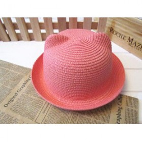 Head Bee Topi Laken Anak Model Baby Ear - Pink