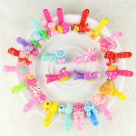 Jepit Rambut Cute 5 PCS - Multi-Color