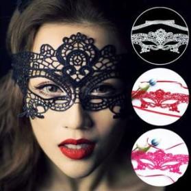 Topeng Masquerade - Black