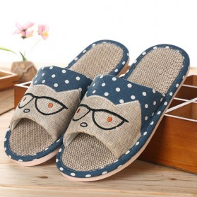 Sandal Selop Cute Indoor Size 44-45 - Blue
