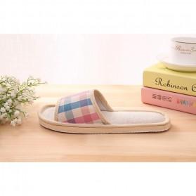 Sandal Selop Indoor Size 44-45 - Blue - 4