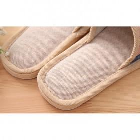 Sandal Selop Indoor Size 44-45 - Blue - 5