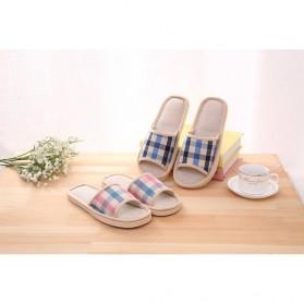 Sandal Selop Indoor Size 44-45 - Blue - 9