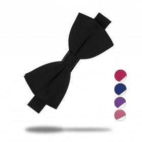 Dasi Kupu-Kupu - Black - 3
