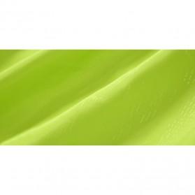 LENTHIMEN Jaket Olahraga Quick-dry Windbreaker Size XL - WY-01 - Black - 4
