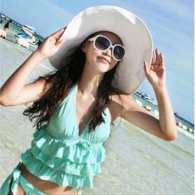 Topi Wanita Anti UV Elegant Style - Beige