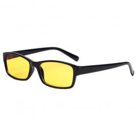 Brightzone Kacamata Anti Radiasi Komputer - 3028 - Black/Yellow