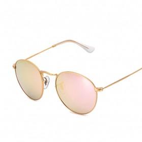Kacamata Wanita Polarized - Gold/Rose