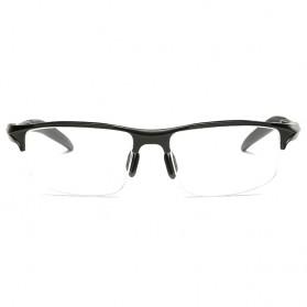 Kacamata Komputer Anti Radiasi UV - 98084J - Black - 5