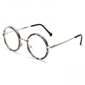 JIANGTUN Frame Kacamata Wanita - Bronze