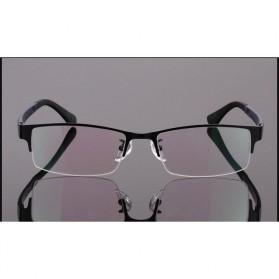 Frame Kacamata Half Frame - Black - 8
