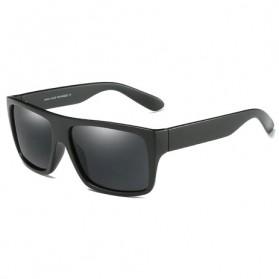 Kacamata Pria Polarized - 507 - Black/Gray