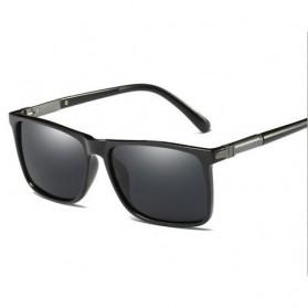 Kacamata Pria Polarized - 307 - Black