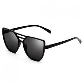 Kacamata Wanita Gaul Anti UV - Black