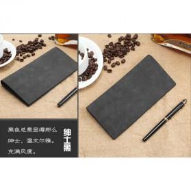 Hengsheng Dompet Pria Model Panjang - MWS064 - Black - 8