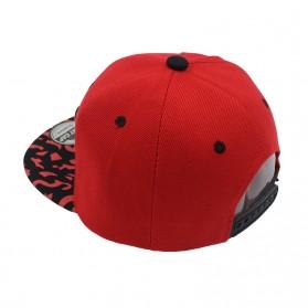 BOY Topi Snapback Anak - Red - 2
