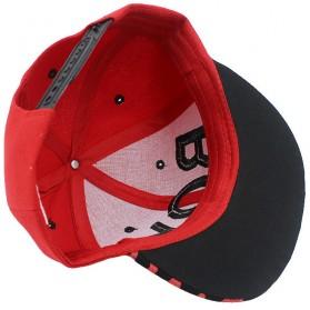 BOY Topi Snapback Anak - Red - 4