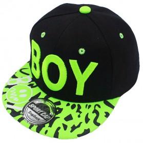 BOY Topi Snapback Anak - Green